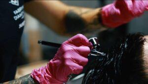 Profesjonalne usługi fryzjerskie